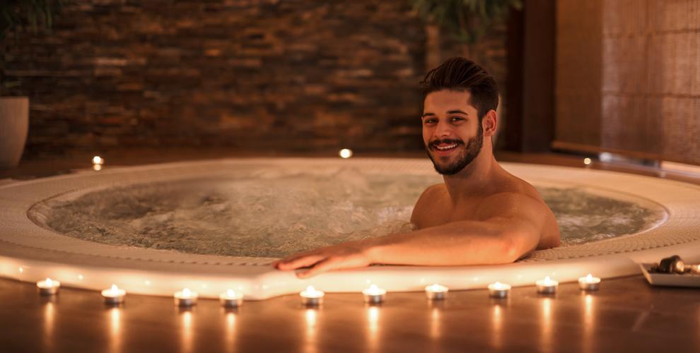 Расслабляющие SPA-программы для мужчин в SPA-салоне Sweet Cherry