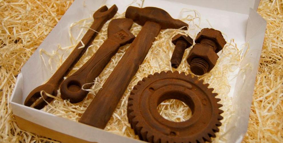 Изготовление шоколадного набора на выбор от кондитерской «У тетушки Марты»