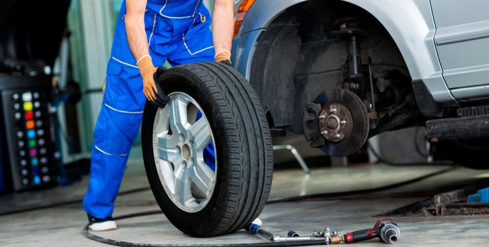 Шиномонтаж «Старт»: мойка колес, разбортовка, балансировка и другое