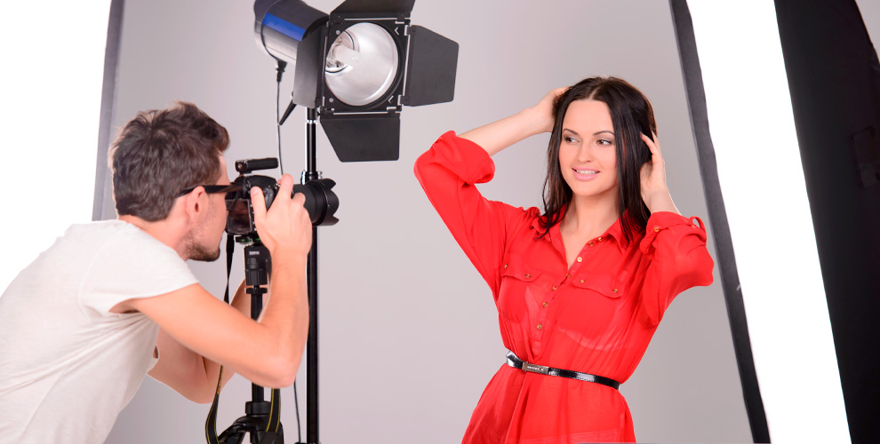 Студия Karat приглашает на студийные фотосессии