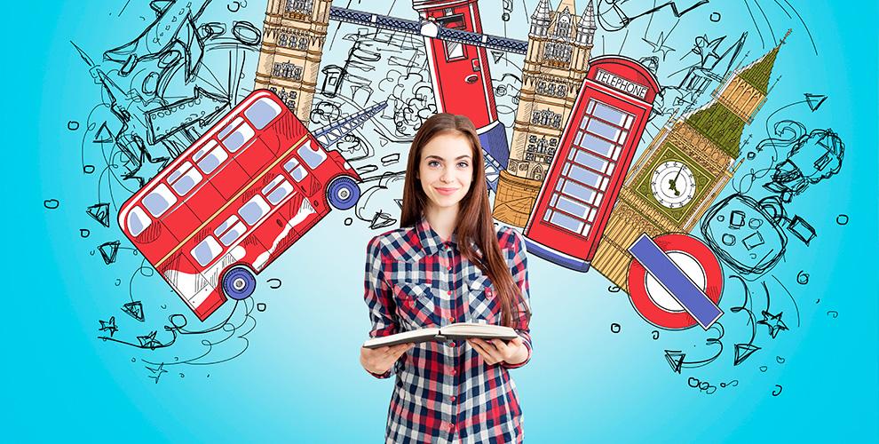Английский язык для взрослых и детей в центре Go! English