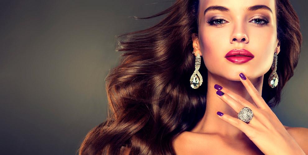 «Малина»: парикмахерские услуги, маникюр, окрашивание бровей ишугаринг