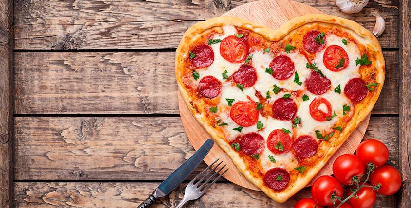 """Всё меню пиццы и безалкогольных напитков в пиццерии """"Ниндзя пицца"""""""