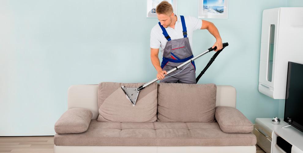 «Доброе утро»: химчистка дивана, ковра, генеральная уборка квартиры и мытье окон