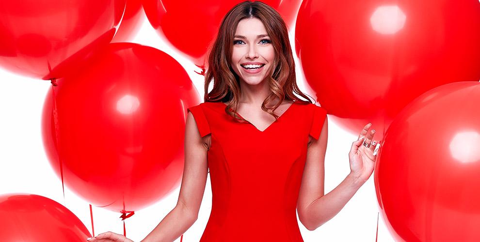 Гелиевые шары, фольгированные цифры и другое от компании Happy Day