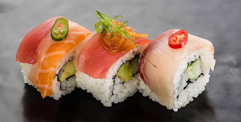 Японские лакомства! Все меню от службы доставки Sushi-Street.ru