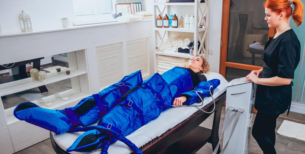 Кабинет Николая Бутягина: прессотерапия, ручная липопластика, курсы обучения массажу