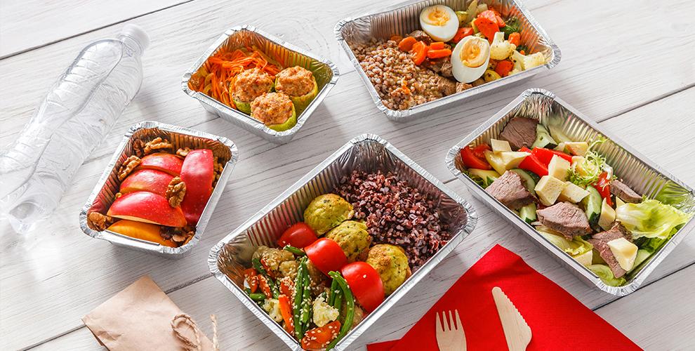 Детокс, комплексы здорового питания идесерты откомпании FitBox