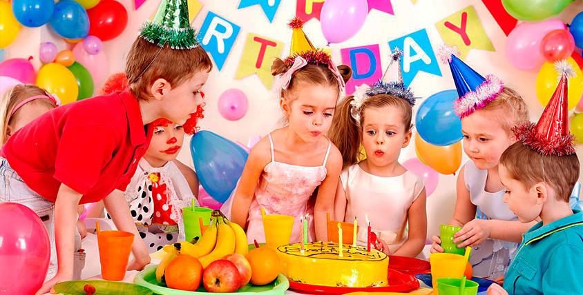 Детские представления и проведение Дня рождения в банкет-холле в Rekkom Palace