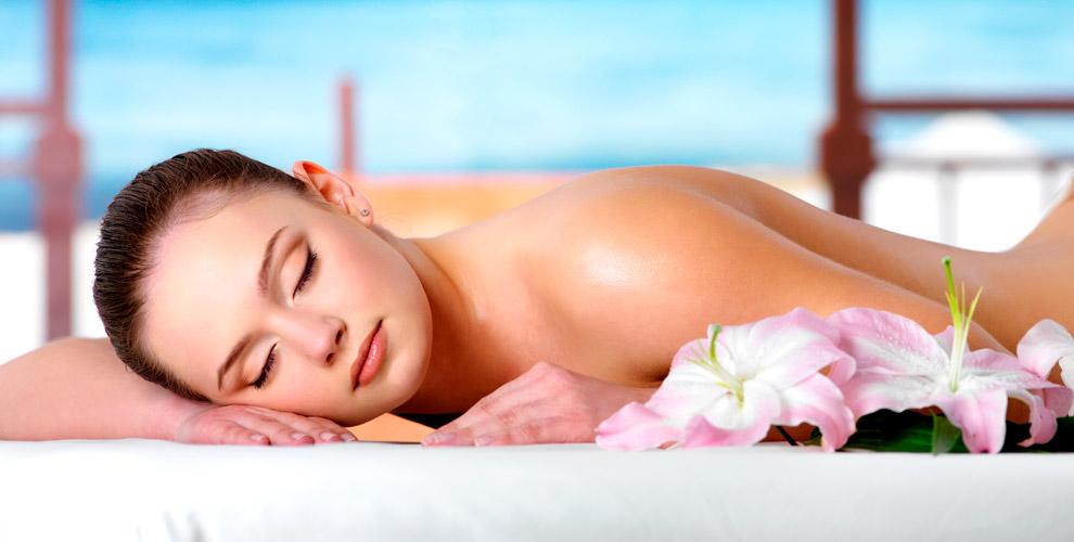 Сеансы массажа иSPA-программы встудии «Классика тела» вотеле VICTORIA