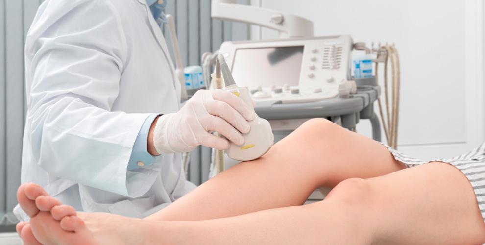 Клиника «Варикоза нет»:консультация врача, ультразвуковое сканирование венног
