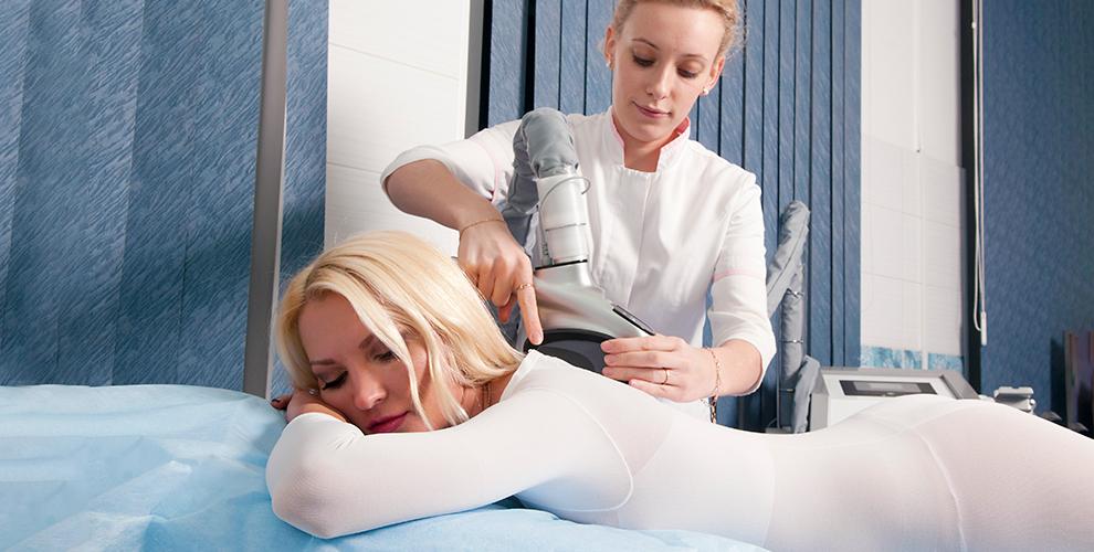 LPG-массаж, ухаживающий комплекс длялица исолярий встудии Love YouBody