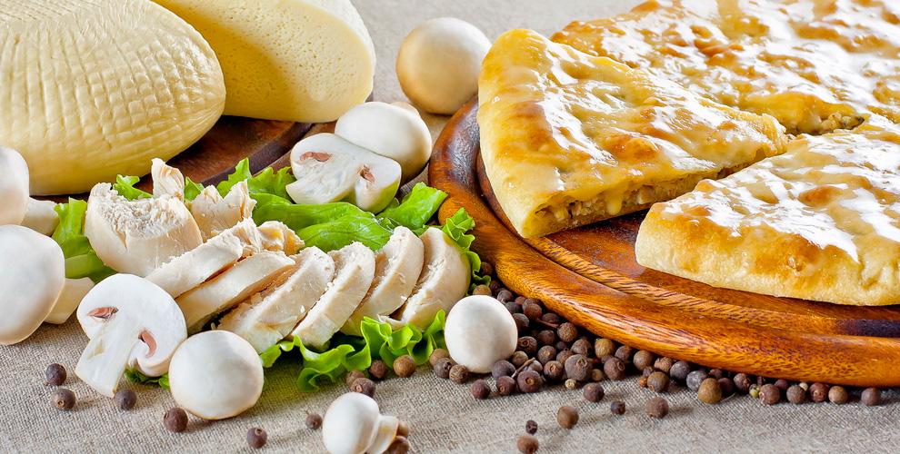 """Пироги с мясом, сыром, курицей и другие в пекарне """"Пирог-Колобок"""""""