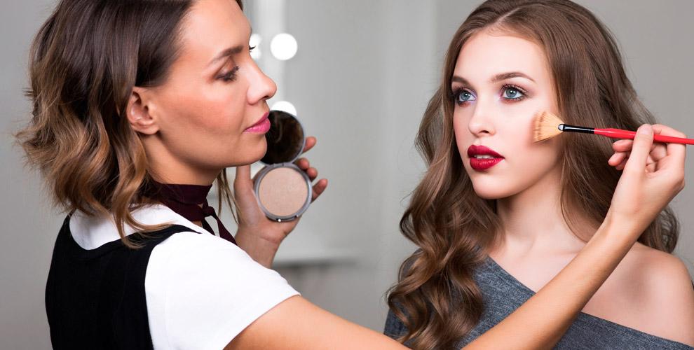 Beauty center: курс по макияжу «Сам себе визажист»