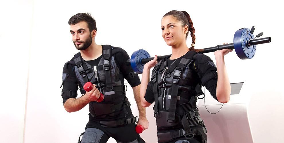 Индивидуальные EMS-тренировки с тренером в студии Express Fit