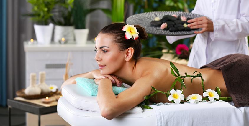 Разнообразные SPA-программы в салоне красоты Relax