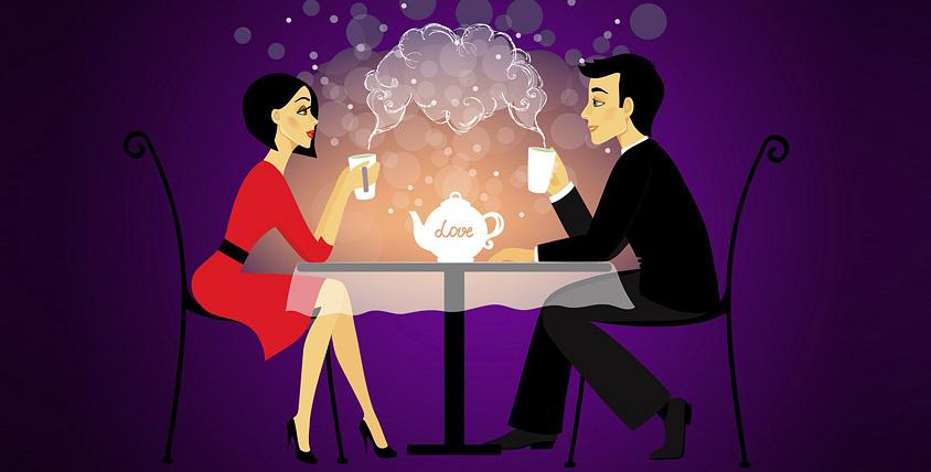 Участие в вечеринке экспресс-знакомств Speed dating в клубе быстрых свиданий