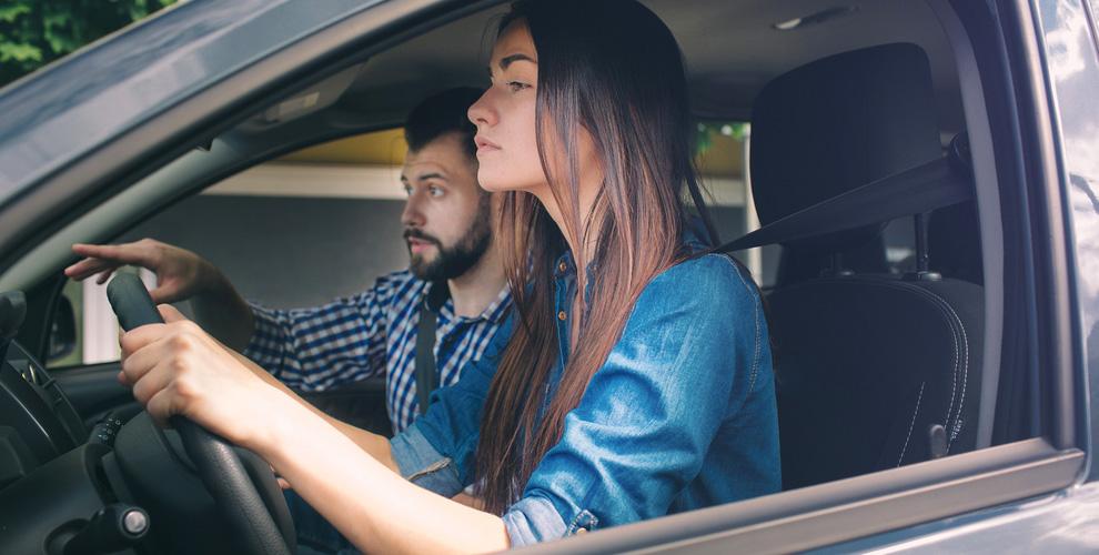 Обучение вождению на права категорий «А» и «В» в автошколе «АвтоЛидер»