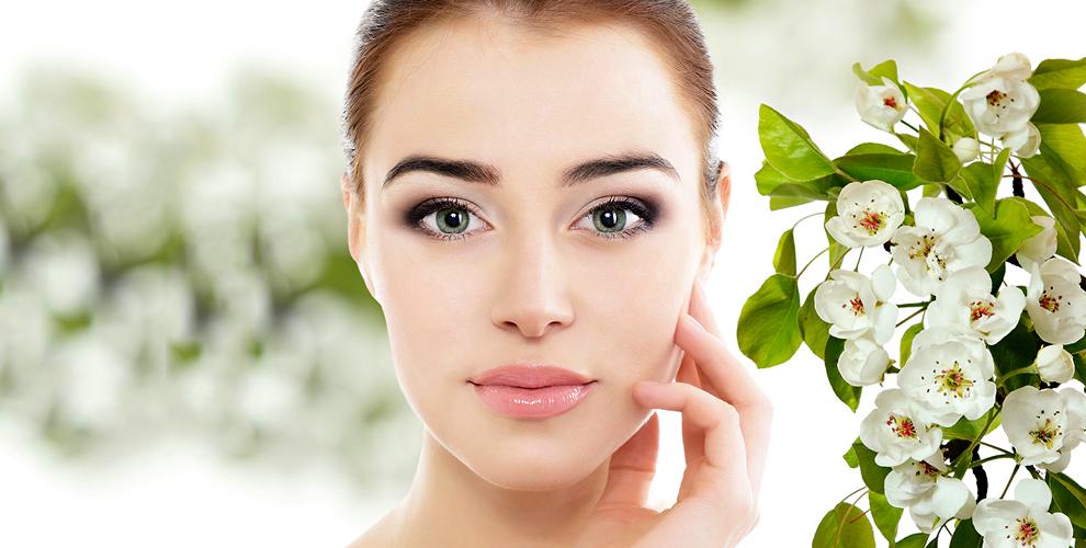 УЗ-чистка лица, пилинг, миостимуляция, уходовые процедуры вцентре Sahar.dental