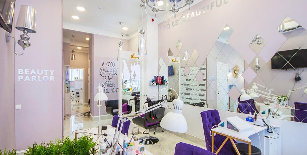 Стрижки, шугаринг,массаж, ламинирование ресниц всалоне красоты Pretty beauty club