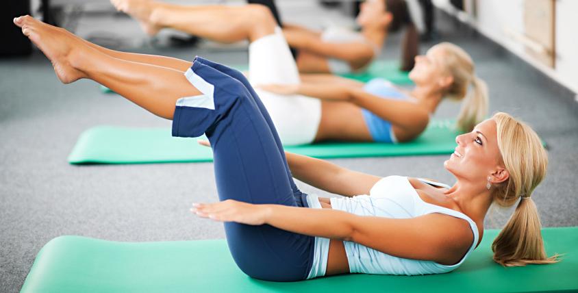 """""""Лаборатория счастья"""": мастер-классы по лечебной гимнастике и расслабляющему массажу"""