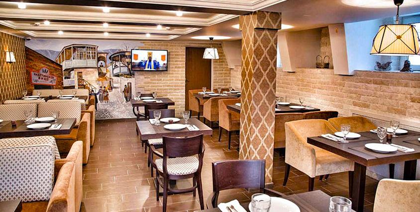 """Ресторан """"Иберия Хаус"""" знает чем вас побаловать! Все меню грузинской кухни, напитки и карта бара"""