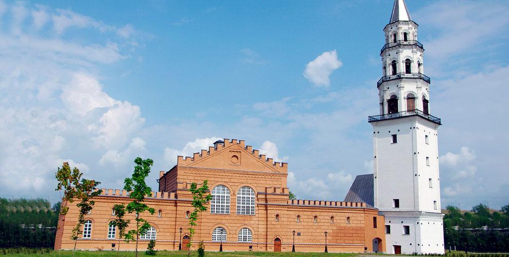Экскурсия по Наклонной башне Демидовых от Невьянского историко-архитектурного музея
