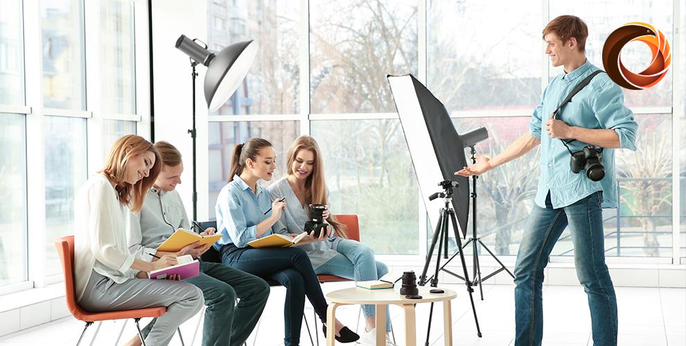 Мастер-классы по фотосъемке и онлайн-курсы от фотошколы Руслана Орлова