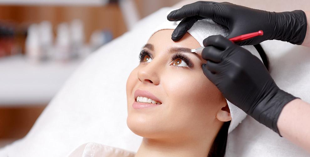 Студия Мизоновой Татьяны: ламинирование, окрашивание и перманентный макияж бровей