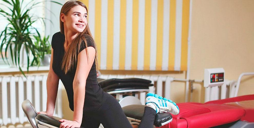 «Артромед»: роликовый тренажер, тонусные столы, беговая дорожка и инфракрасная сауна
