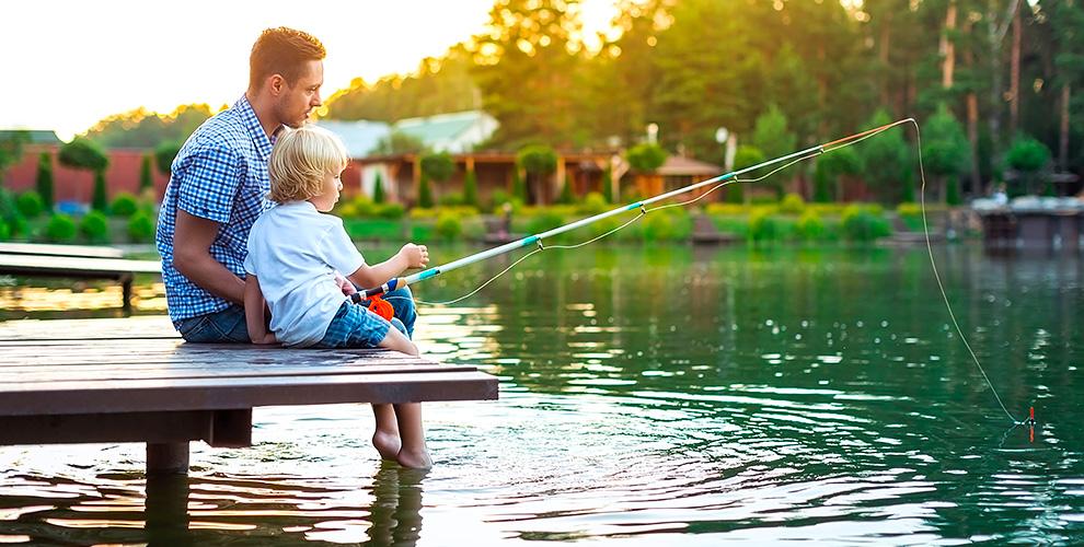 """Рыболовное хозяйство """"Озеро Развилка"""" - улов щуки, карпа, карася, окуня и не только"""