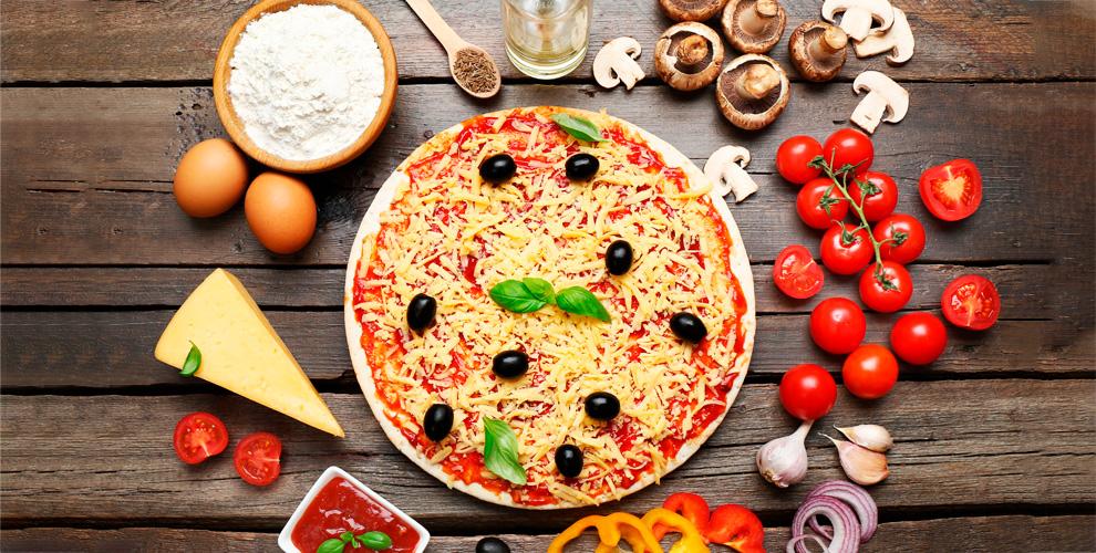 Пицца, осетинские пироги, салаты игорячие блюда отслужбы доставки PiePizza