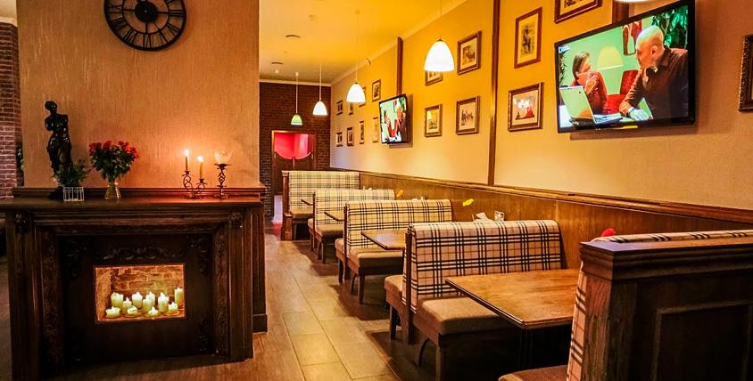 Безалкогольные напитки и карта бара в ресторан-баре Cheddar за полцены
