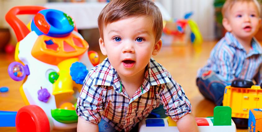 """Посещение детской игровой комнаты """"Бейбики"""", а также детские новогодние мастер-классы"""
