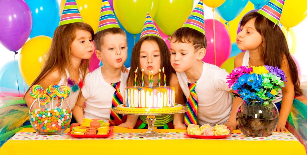 Организация Дня рождения в сети парков «Мегалэнд»
