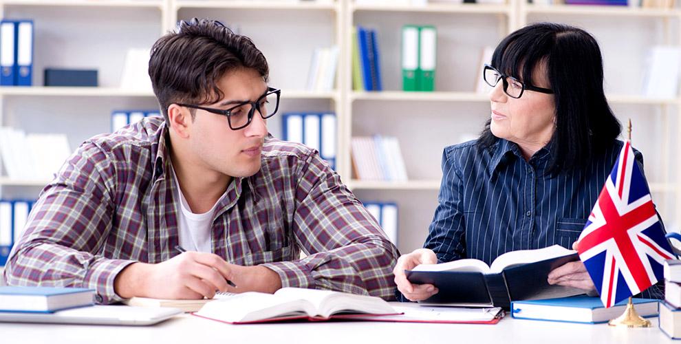 Занятия по английскому и китайскому языкам от компании Panda School