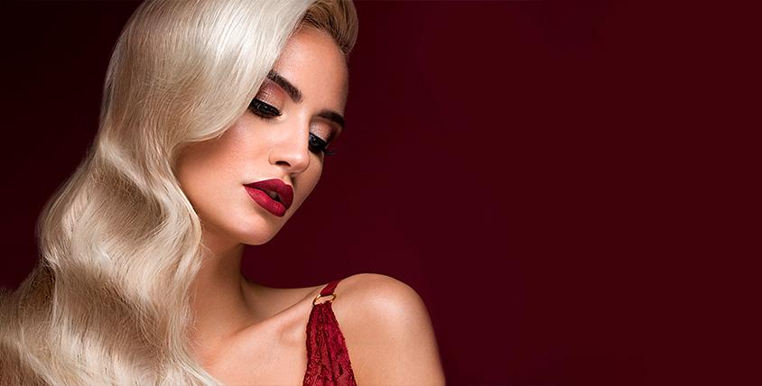 """Стрижка, полировка, окрашивание и восстановление волос в салоне красоты """"Каприз"""""""