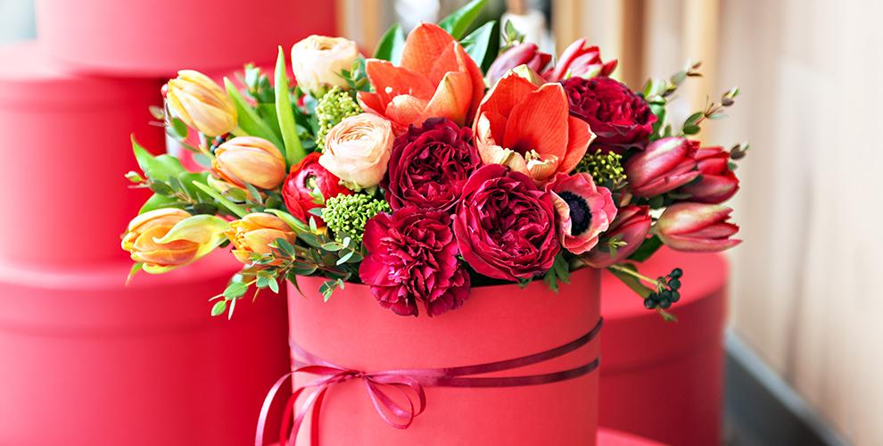 Разнообразные букеты и композиции от цветочного салона Don Button