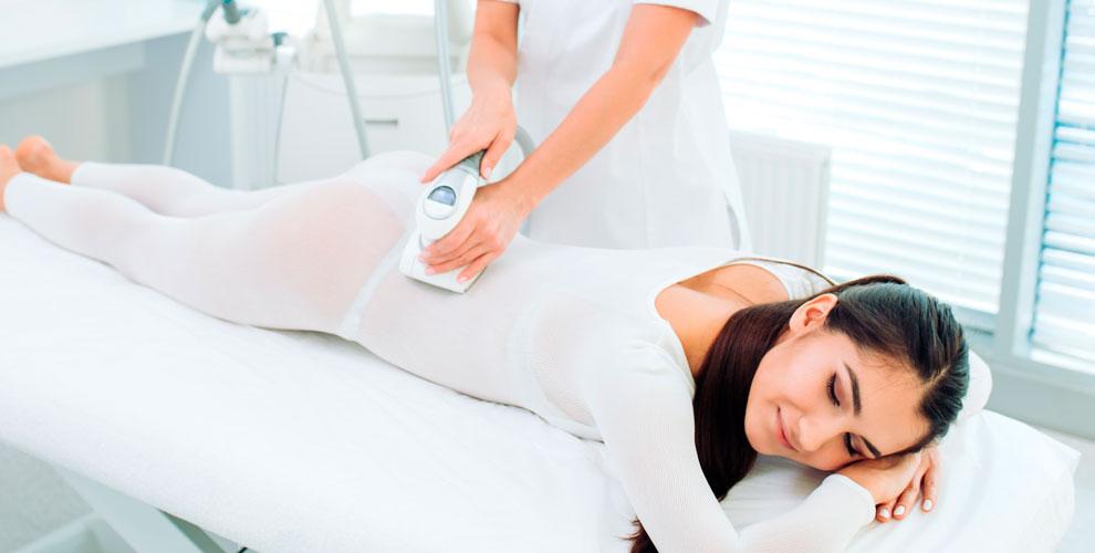 LPG-массаж, кедровая бочка, миостимуляция и кавитация в студии Relax