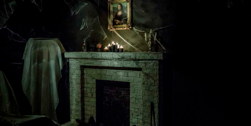 """Загадочная локация """"Тайна поместья"""" в квест-руме Time of Legends"""