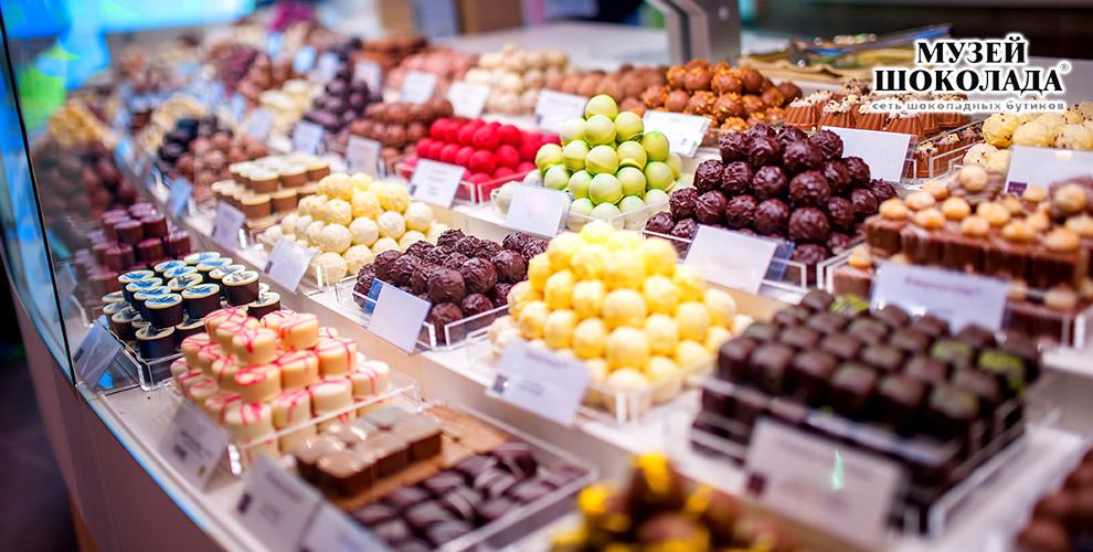 """Подарочные наборы, букеты, картины и бюсты из шоколада от бутика """"Музей Шоколада"""""""