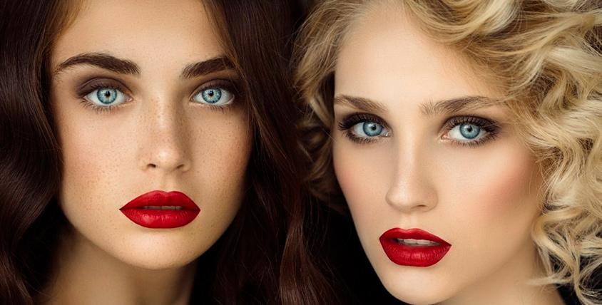 """Ваш секрет идеальной внешности! Перманентный макияж век, бровей и губ в салоне-парикмахерской """"Павлин"""""""