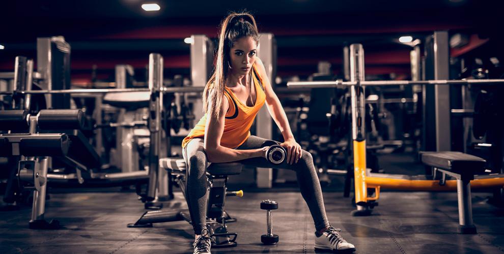 Novosport: безлимитное посещение тренажерного залаиперсональные тренировки
