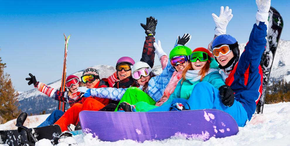 X-PROКАТ: прокат сноутюбинга и горнолыжного снаряжения