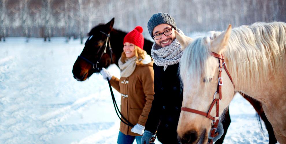 Экскурсии, фотосессии, катание налошадях, новогодняя программа вклубе «Буян»