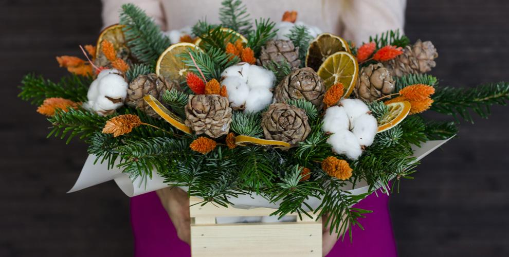 Экзотические букеты и цветочное изобилие в сети студий цветочного дизайна Florissimo
