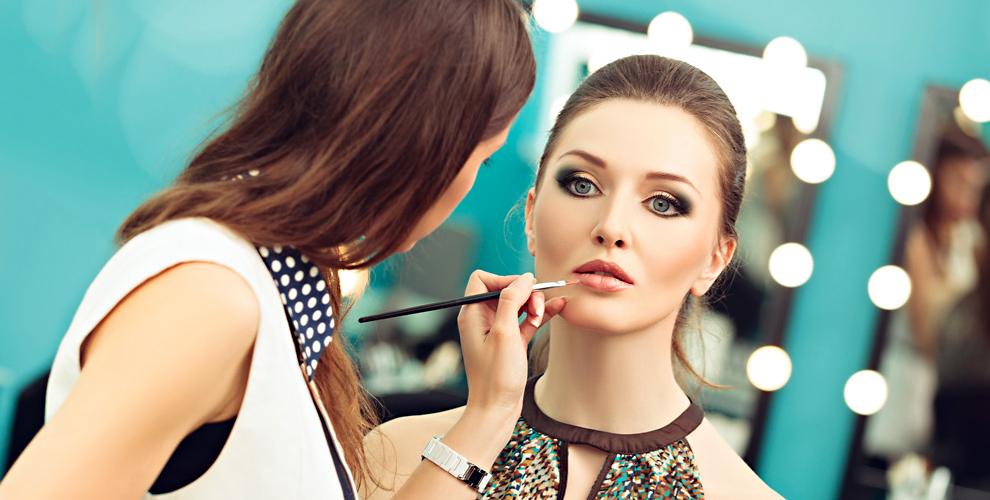 Дневной, вечерний, свадебный макияж и мастер-классы на выбор в студии «Рио»