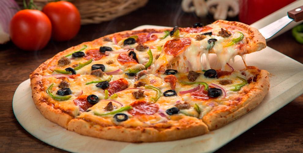 Пицца, бургеры иморсы вгриль-кафеPrimo Grill