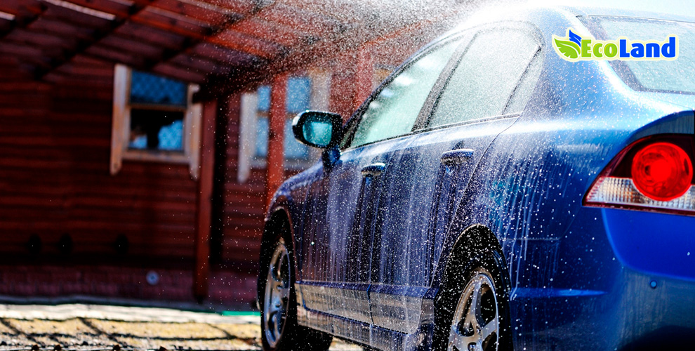 Мойка и химчистка автомобиля, полировка и не только в автомоечном комплексе Ecoland