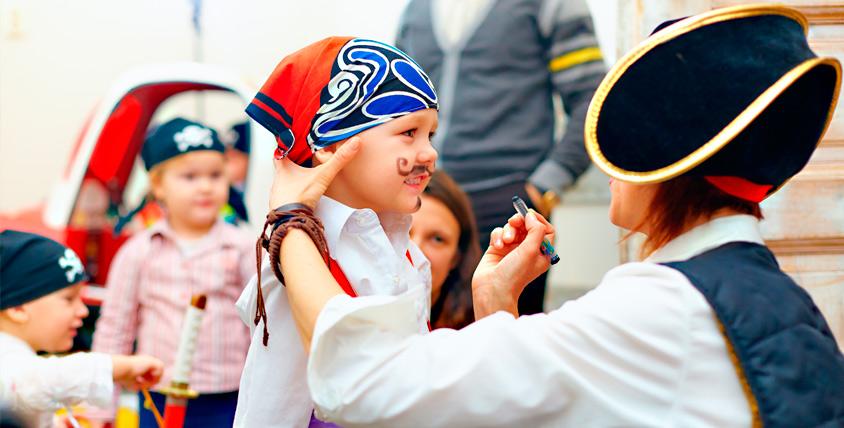 """Детские праздники и ведущий на мероприятия от творческой мастерской """"Феникс"""""""